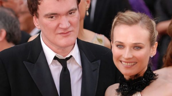 Quentin Tarantino 2010 Academy Awards