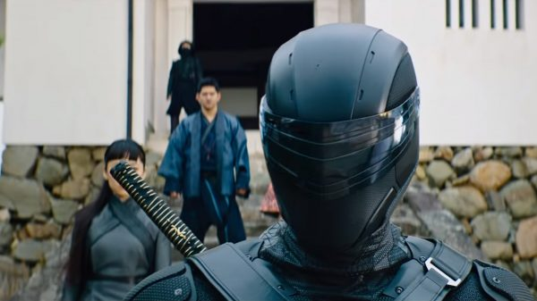 Snake Eyes Trailer Ninja