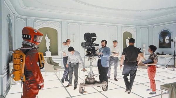 Stanley Kubrick 2001 Ending