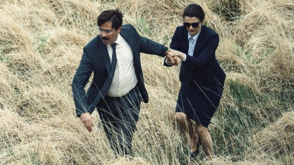 Colin Farrell & Rachel Wiesz Reunite