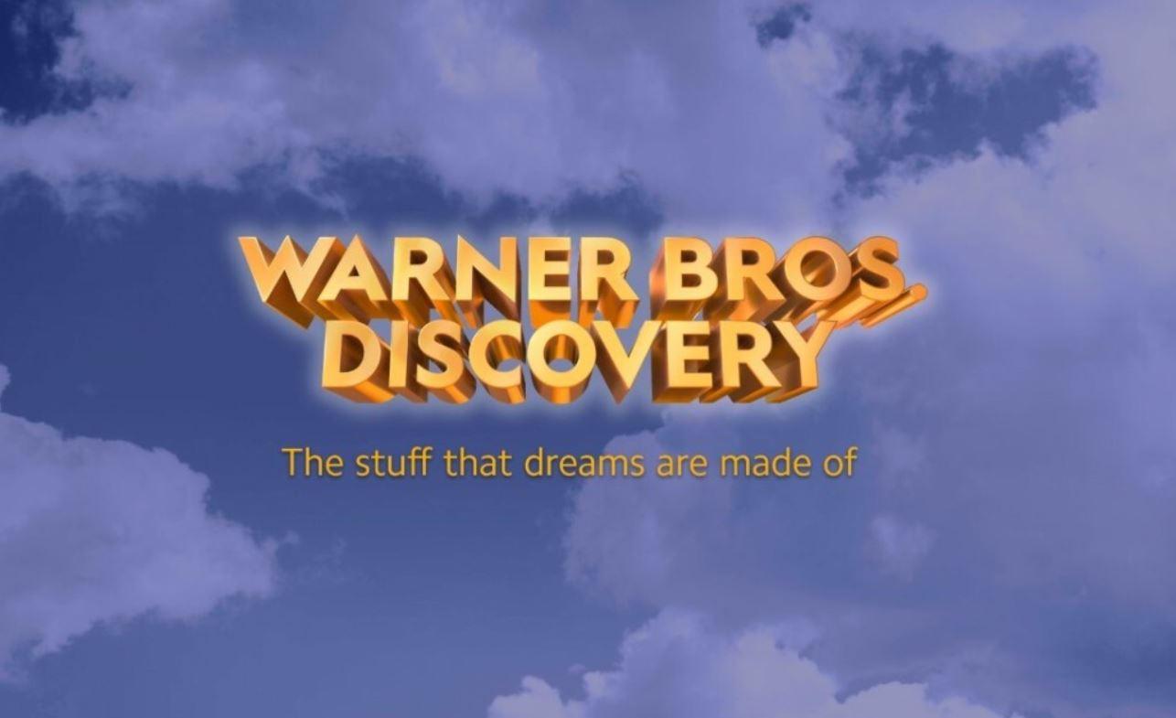 Warner Bros Discovery Logo