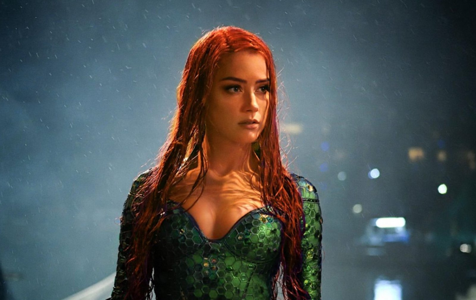 Amber Heard Won't Be Fired From Aquaman 2