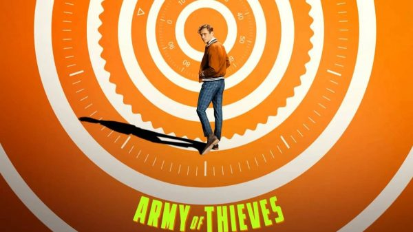 Army of Thieves Teaser Trailer Poster