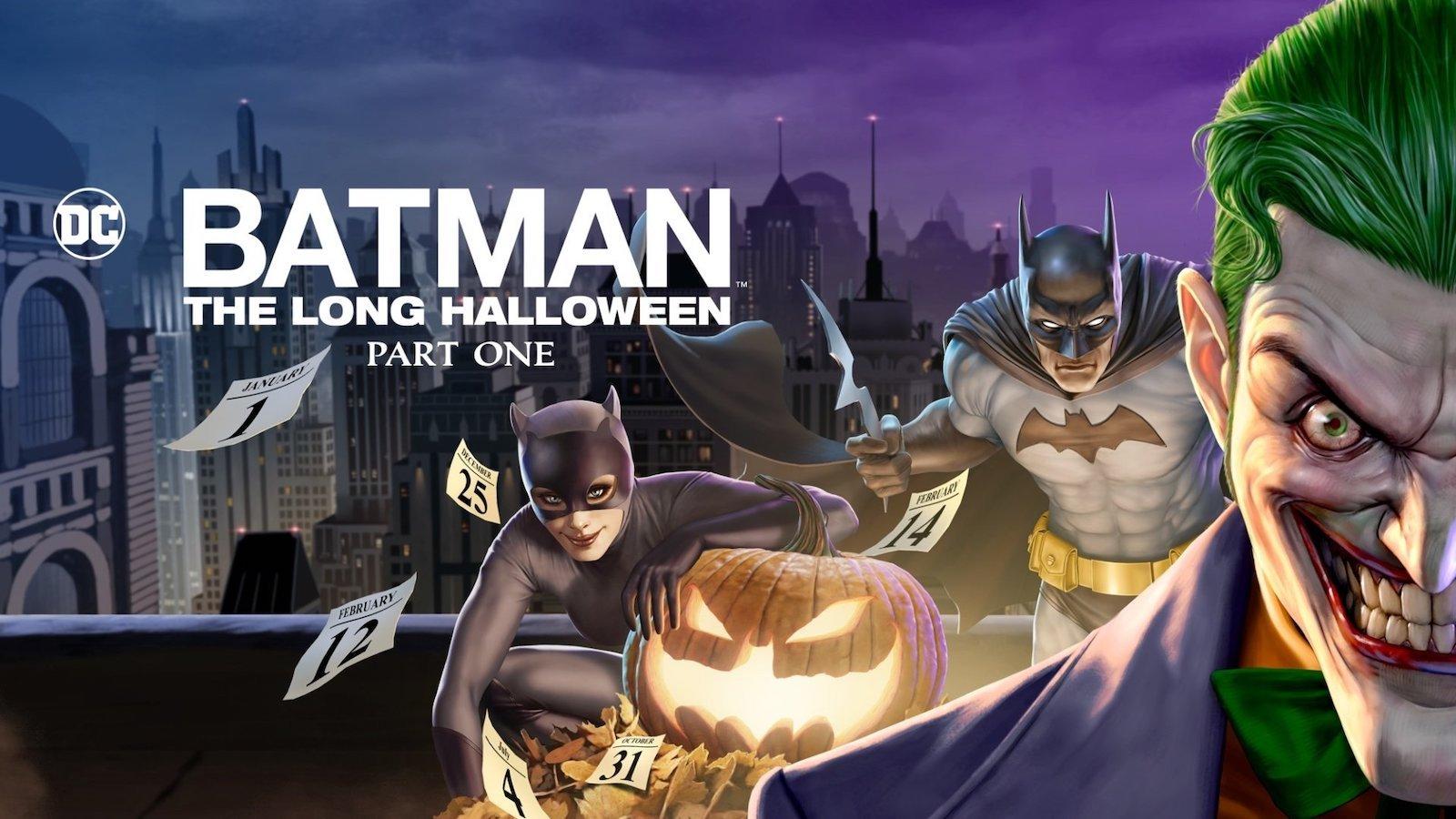 Batman The Long Halloween Part 1 Review