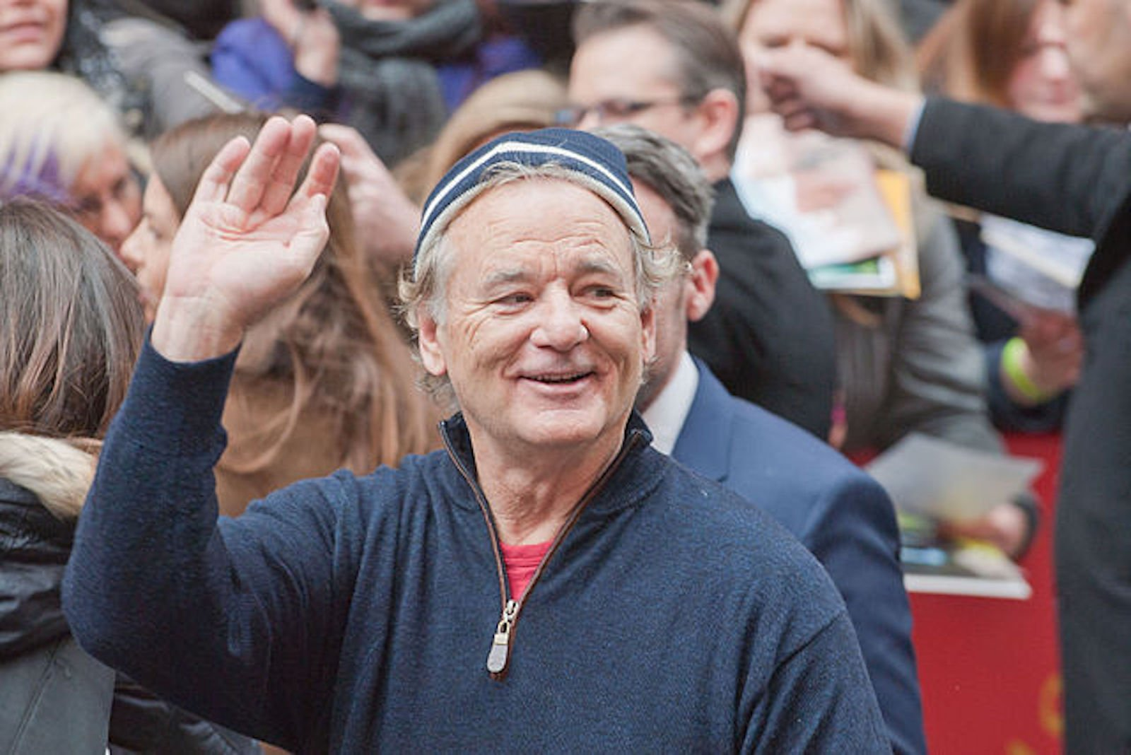 Bill Murray Star in Wes Anderson Film
