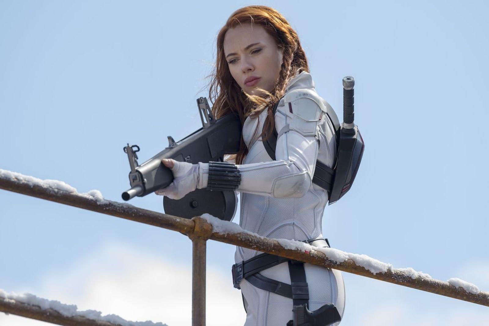 Black Widow Post-Credits Scene