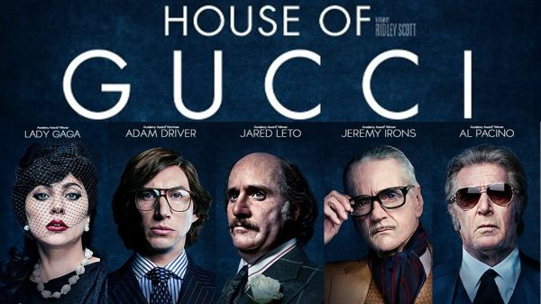 House of Gucci Character Posters