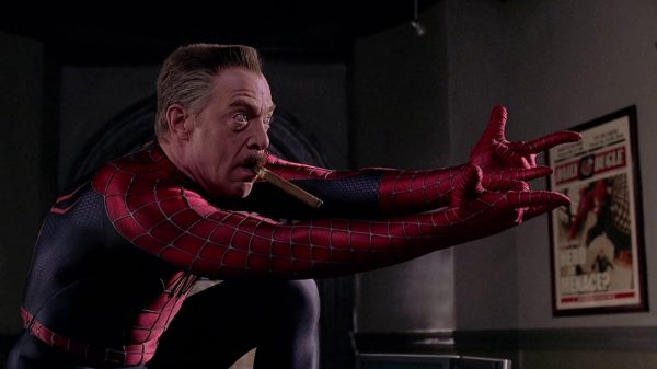 J Jonah Jameson Spiderman Tape