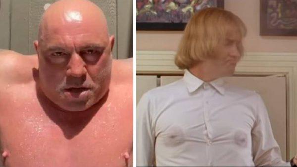 Joe Rogan Nipple Off Metaflix