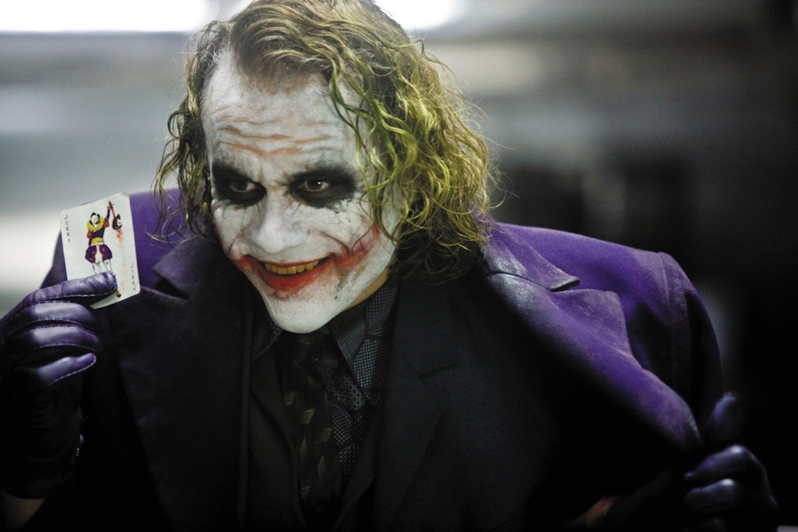 Joker Could Have Been in The Dark Knight Rises