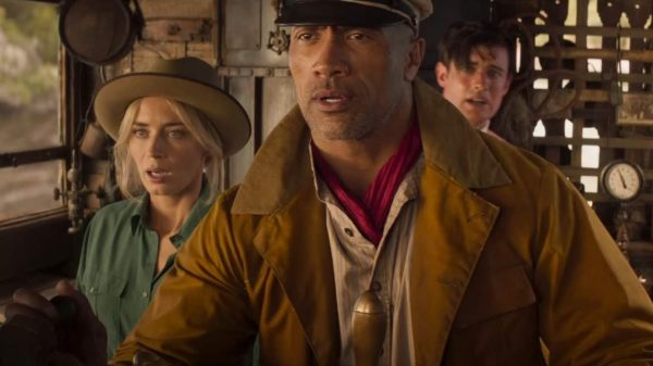Jungle Cruise Hosts Hollywood Premiere