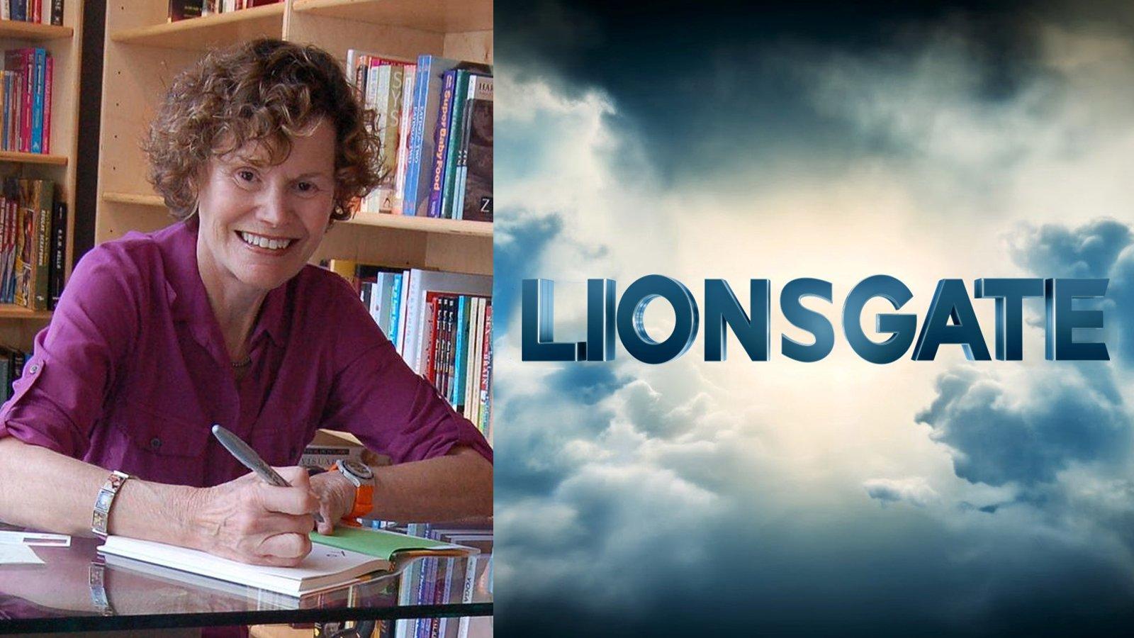 Lionsgate Judy Blume Production Wraps