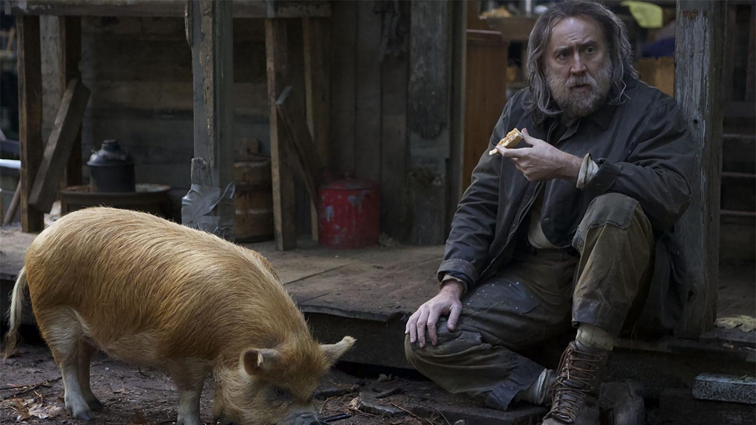 Nicolas Cage Career Revival Pig