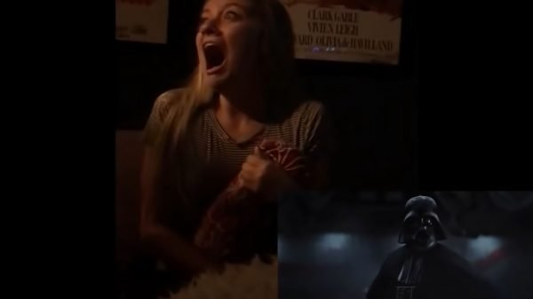 Rogue One Ending Reaction