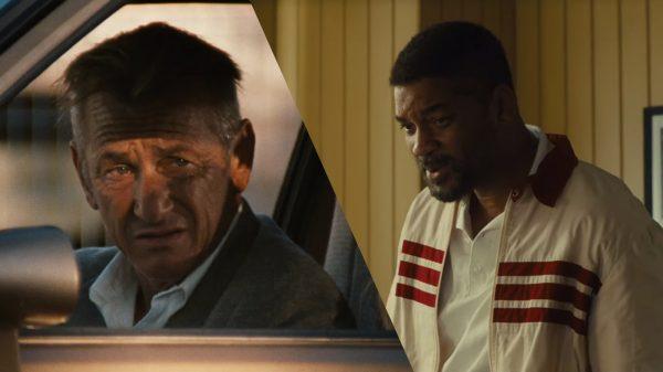 Sean Penn vs Will Smith Flag Day King Richard Trailers