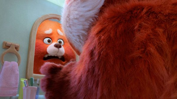 Pixar's New Trailer for Turning Red