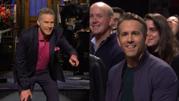 First Look at Ryan Reynolds & Will Ferrell Musical Comedy