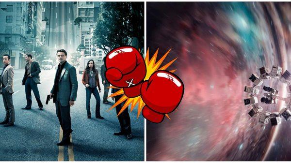 Christopher Nolan Inception Versus Interstellar