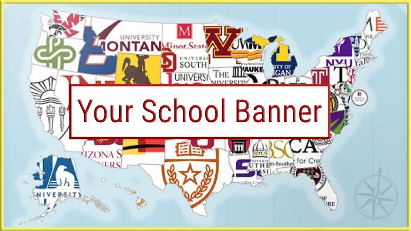 Film School Example Banner