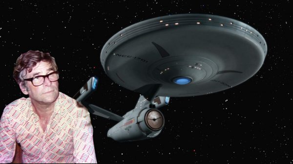 Gene Roddenberry Biopic Gets Writer