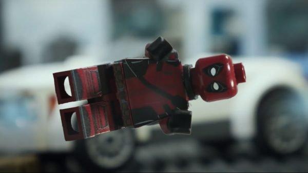 Lego Deadpool Full Length Movie