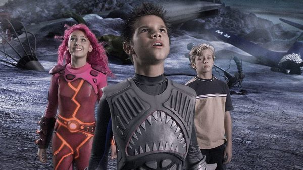 Sharkboy and Lavagirl We Can Be Heroes 2 Robert Rodriguez