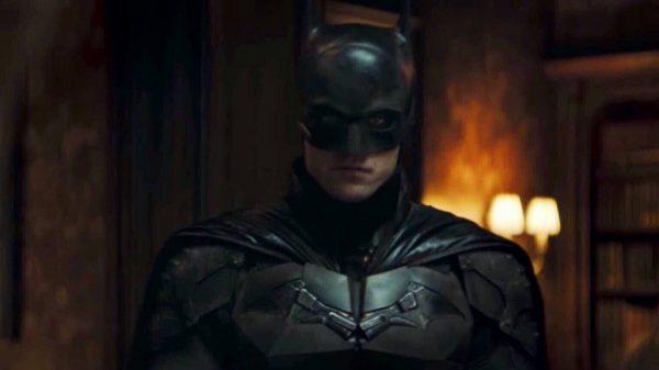 The Batman Reeves Pattinson