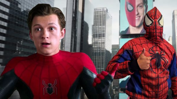 Why I Should Play Spider Man Tom Holland Auditon Tape