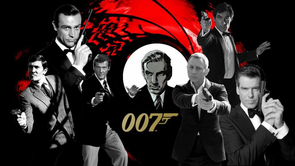 James Bond Actors