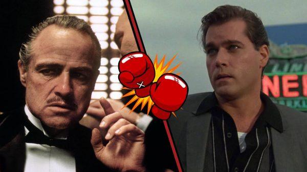 Film Fight Godfather Versus Goodfellas