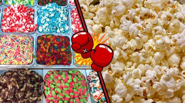 Film Fight Snacks