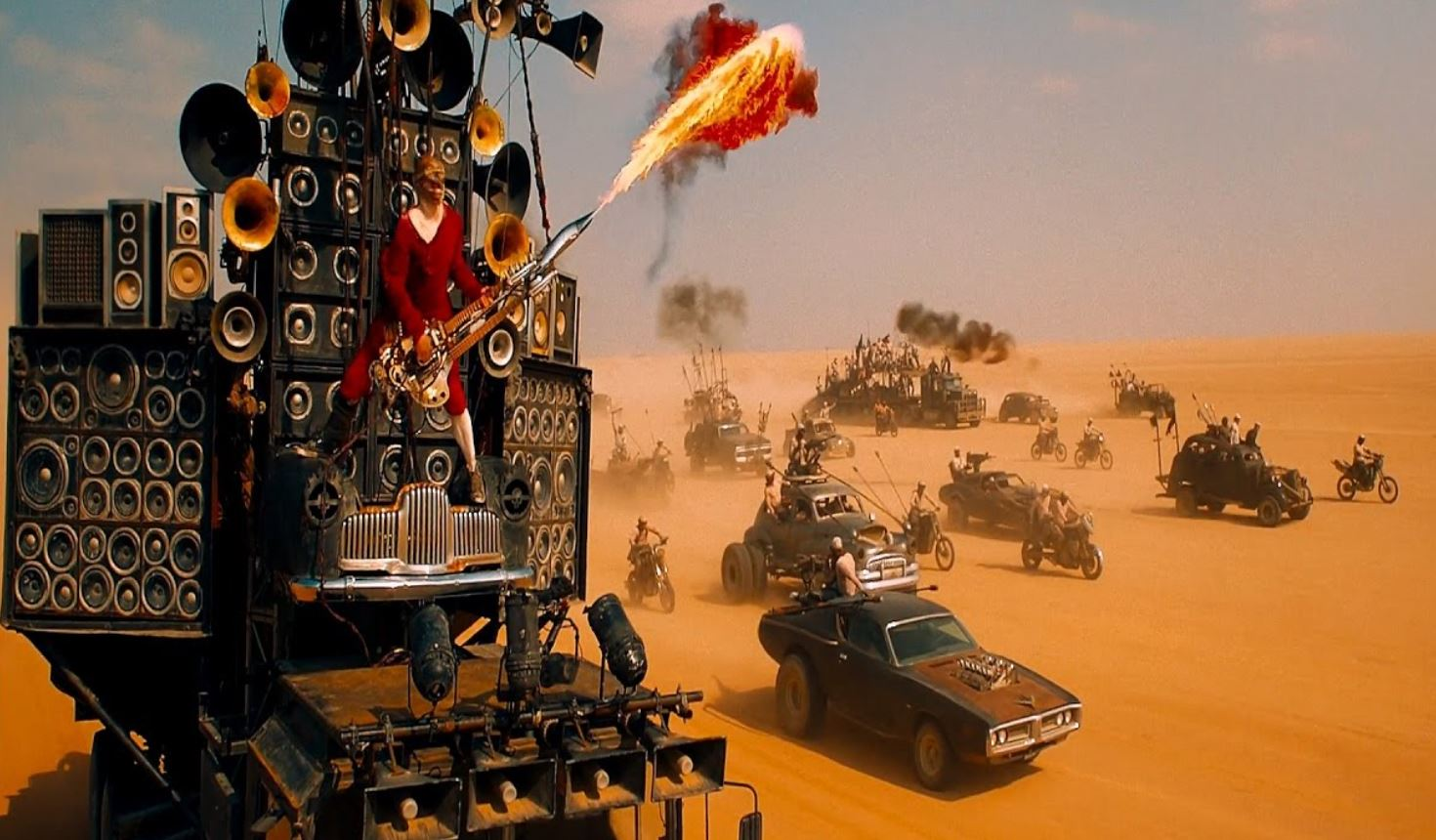 Mad Max Fury Road Auction