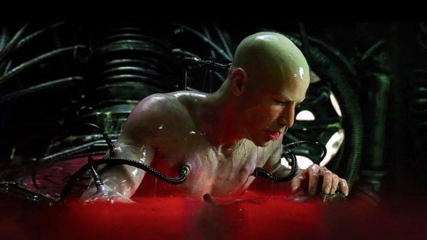 Matrix Pod Scene