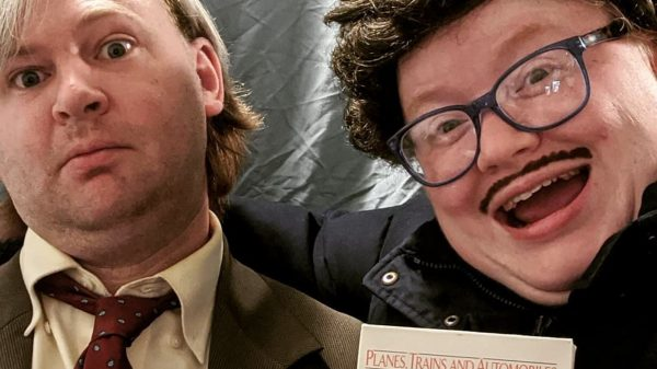 Planes Trains and Automobiles Cosplay