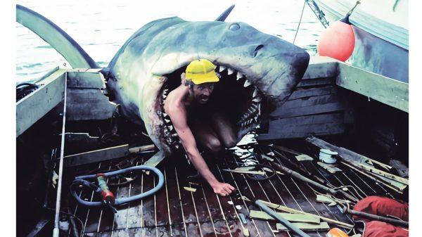 Robert Shaw Bruce Shark Jaws