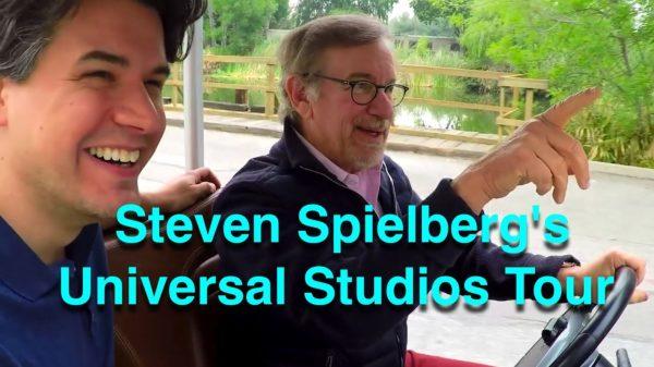 Steven Spielberg Universal Studios Tour