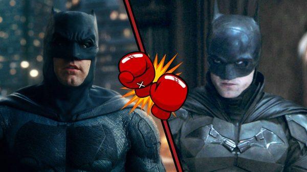 Batman Batfleck Battinson
