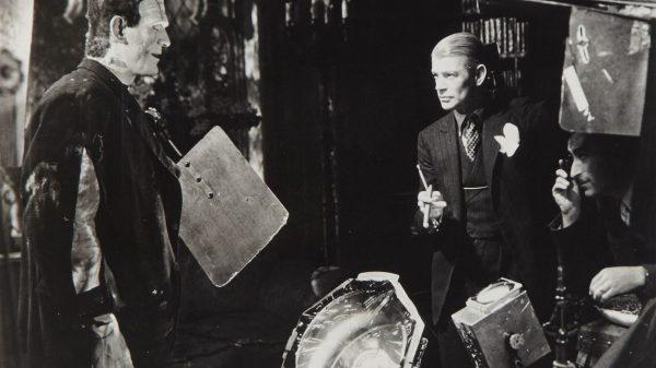 Boris Karloff The Bride of Frankenstein