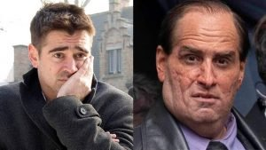 Behold Colin Farrell's Incredible Transformation into Oswald Cobblepot