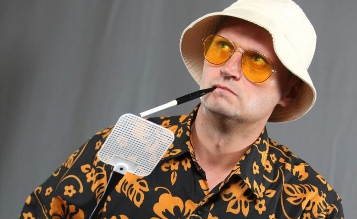 Fear and Loathing Cosplay