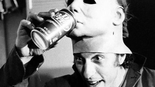 Michael Myers Dr Pepper