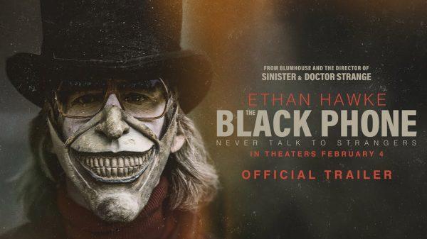 The Black Phone Trailer